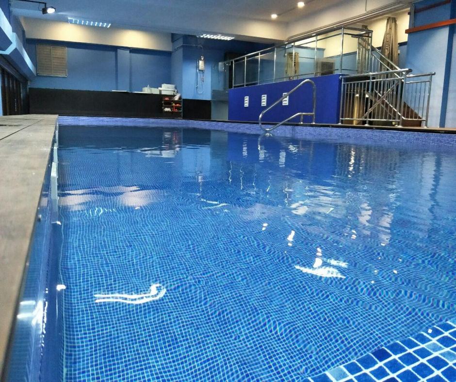 Indoor Swimming Pool Lessons: Happy Fish Swim School Malaysia
